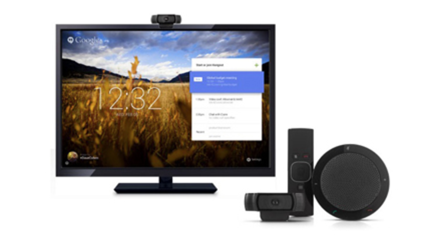 Stay connected with Chromebox for Meetings