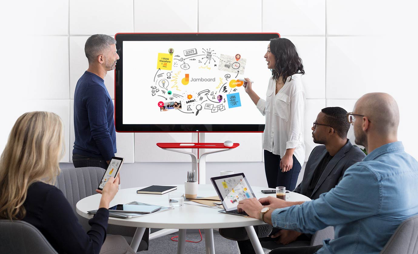 How Jamboard can improve your Company's collaboration & productivity