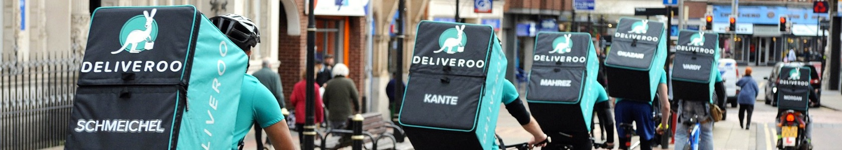Deliveroo Goes Google