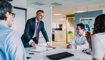 The Secret Ingredient in Change: Executive Sponsorship