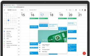 Google Calendar Netpremacy