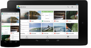Access Google Drive files anywhere