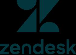 Zendesk omnichannel support logo