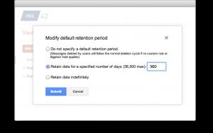 Netpremacy Google Vault