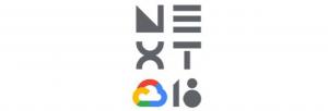 Google Next logo 2018