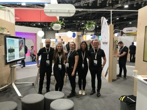 The netpremacy team at google next london