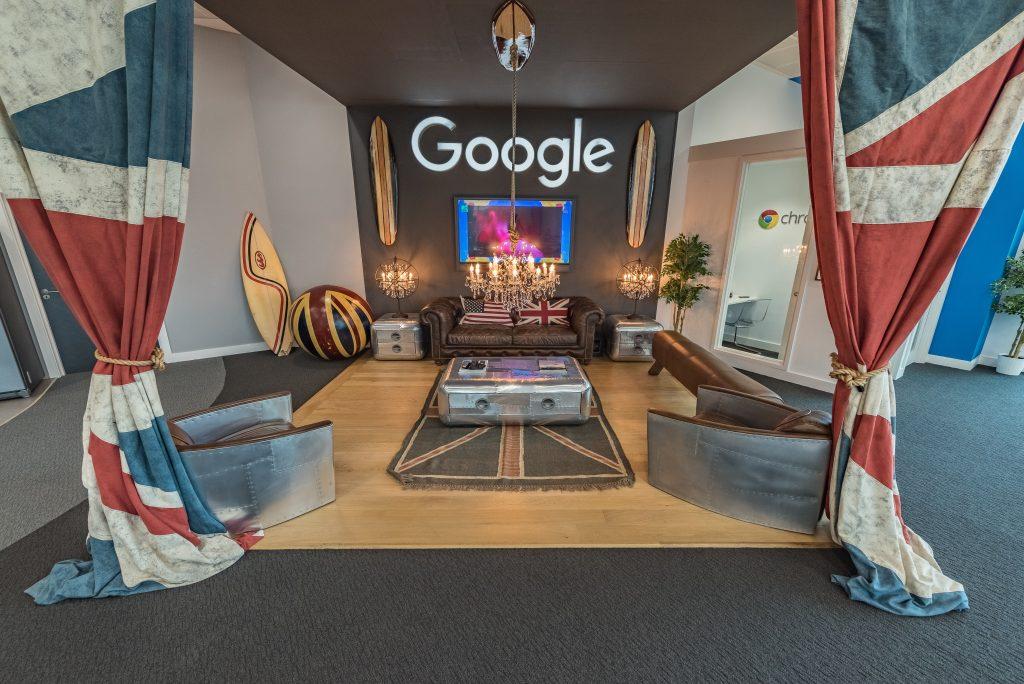 Netpremacy Google office Leeds