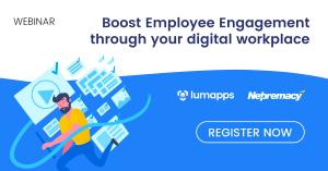 Netpremacy and LumApps webinar