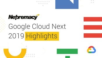 Netpremacy's Google Cloud Next 2019 Highlights
