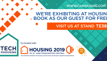 Netpremacy exhibiting at Housing 2019 alongside RingCentral