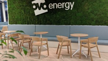 Netpremacy continue their partnership with OVO Energy to create a seamless Meeting Room experience at their new sustainable office