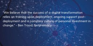 Digital Transformation Netpremacy