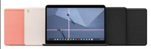 Google Pixelbook Go in black or pink
