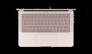 pink pixelbook go