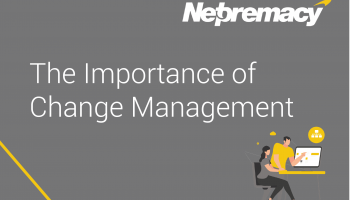 The importance of Change Management: Download whitepaper