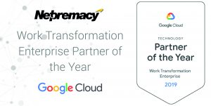 2019 transformation enterprise partner of the year
