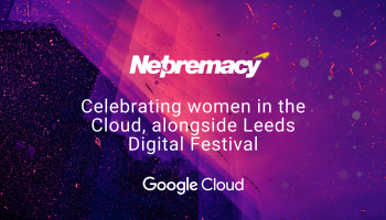 Celebrating women in the Cloud, alongside Leeds Digital Festival & Google