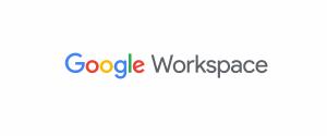 Google workspace header