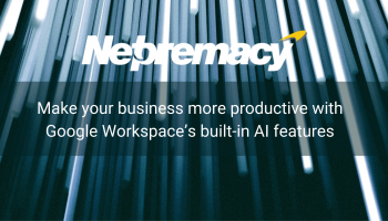Make your business more productive with Google Workspace's built-in AI features