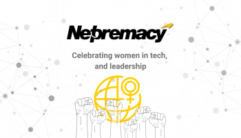 Celebrating women in tech, and  leadership