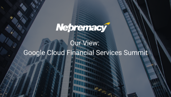 Our View: Financial Services Summit